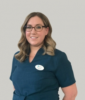 Nicole Eyre - Donor Programme Assistant